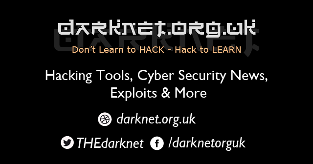 Darknet hacking tools hacker news cyber security ccuart Choice Image