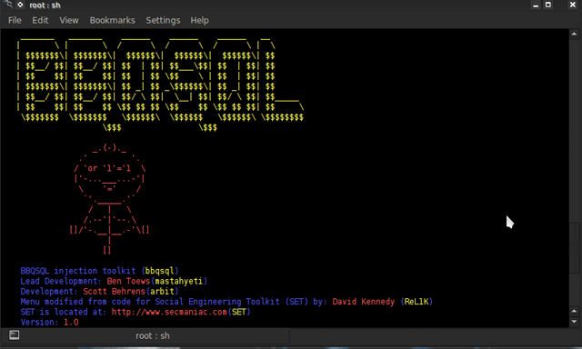 BBQSQL - Blind SQL Injection Framework
