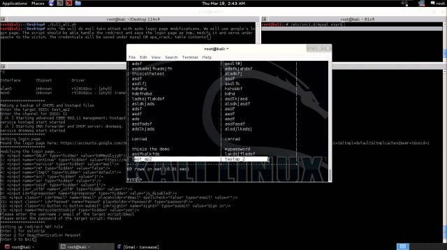 Infernal Twin - Automated Wireless Hacking Suite