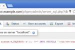 SQL Injection on MySQL