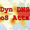 The Dyn DNS DDoS That Killed Half The Internet