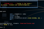 Fluxion - Automated EvilAP Attack Tool