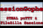 SessionGopher - Session Extraction Tool