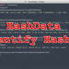 HashData - A Command-line Hash Identifying Tool