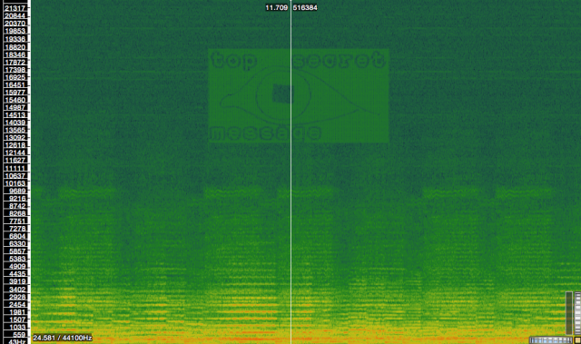 spectrology - Basic Audio Steganography Tool