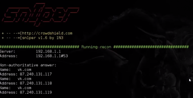 Sn1per - Penetration Testing Automation Scanner