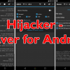 Hijacker - Reaver For Android Wifi Hacker App