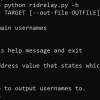 RidRelay - SMB Relay Attack For Username Enumeration