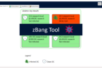 zBang - Privileged Account Threat Detection Tool