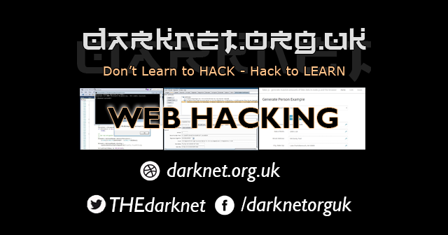 Web Hacking News and Tools