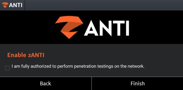zANTI - Android Wireless Hacking Tool Free Download